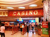 Resorts World Sentosa Casino in Singapore