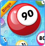 Heart Bingo 90 ball bingo game