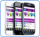 Betdaq sports betting mobile applications graphic