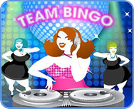 888Ladies Team Bingo bordered