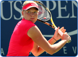 Kaia Kanepi tennis player