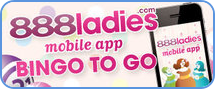 888Ladies Bingo mobile apps icon