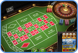 French Roulette Pro Series online table