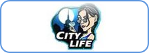 City Life slot game logo