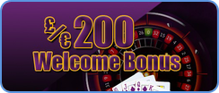 Betdaq Games 200 Pounds welcome bonus graphic