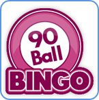 888Bingo 90 Ball Bingo bordered