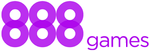 888 games horizontal logo