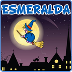 Esmeralda scratch card game graphic