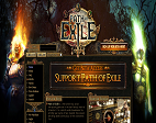 Path of Exile RPG game