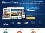 MyArcadePlugin website picture